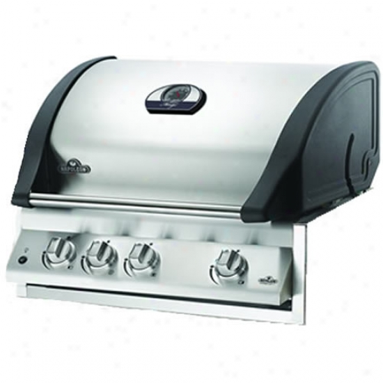 Napoleon Mirage Built In Grill W/ Infrared Rear Burner