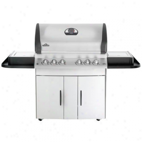 Napoleon Mirage Grill W/infared Rear & Side Burner
