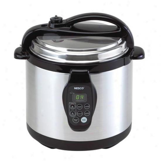Nesco 3-in-1 Digital Pressure Cooker