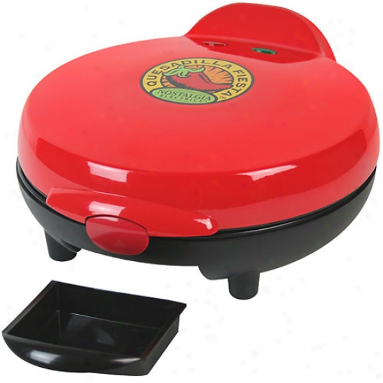 Nostalgia Electrics Quesadilla Maker