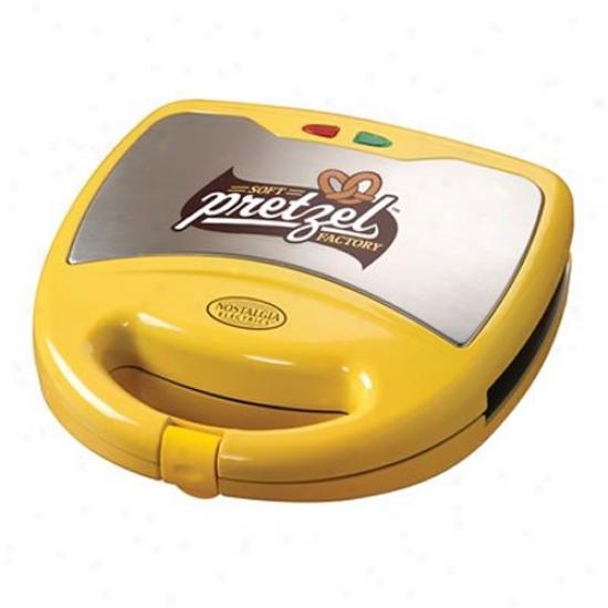Nostalgia Electrics Soft Pretzel Manu~
