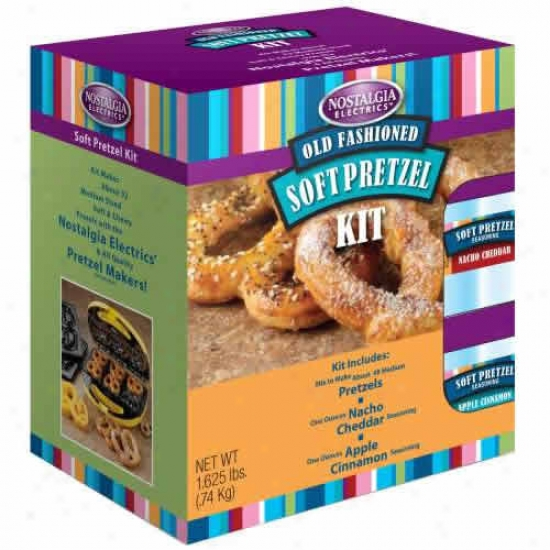 Notsalgia Electrics Soft Pretzel Kit