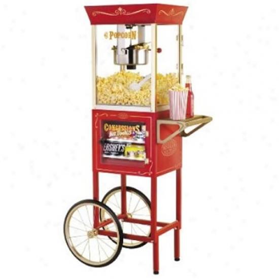 Nostalgia Eelctrics Vintage Popcorn & Concession