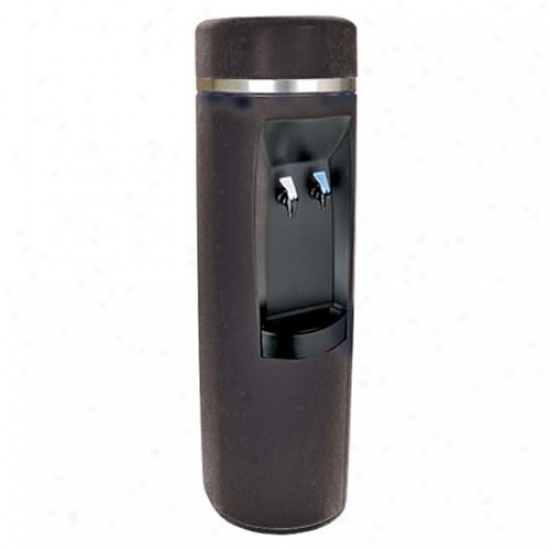 Oasis Atlantis Series Coo kN' Cold Water Cooler - Black