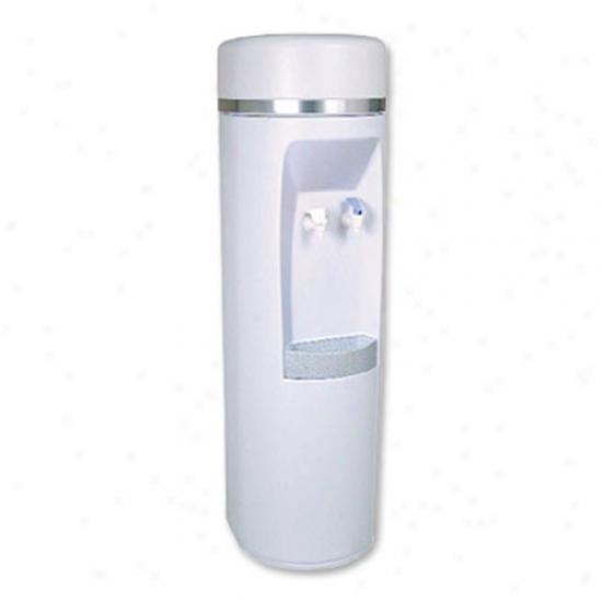 Oasis Atlantis Series Cook N' Cold Water Cooler - White
