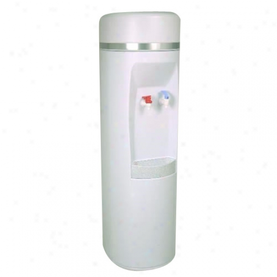 Oasis Atlantis Series Hot N' Cold Water Cooler - White
