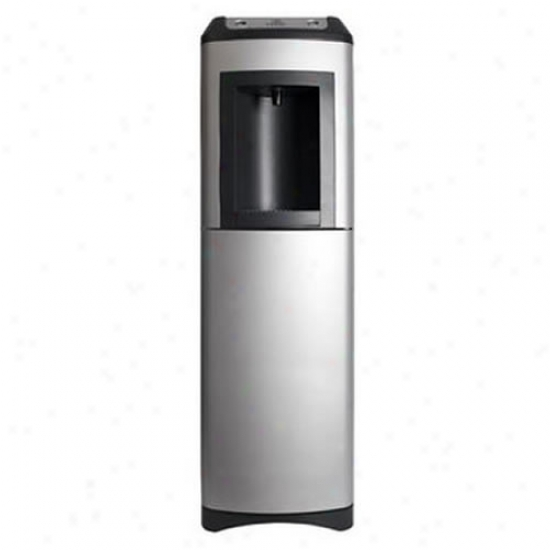 Oasis Kalix Sefies Hot N' Cold Water Cooler - Silver