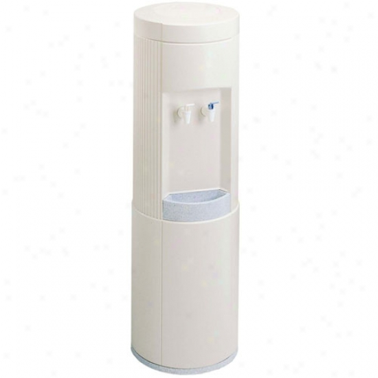 Oasis Nautica Rojnd Hot 'n Cols Water Cooler - White