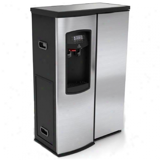 Oasis Odyssey Series Very warm N' Cold Stainless Water Cooler With Refrigerator