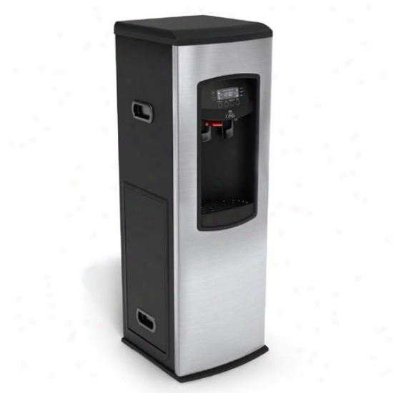 Oasis Odyssey Series Hot N' Cold Stainlezs Water Cooler
