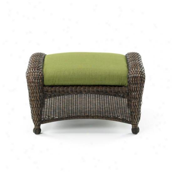 Outdoor Greatroom Balsam Deep Seating Ottoman