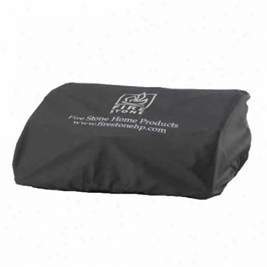 Outdoor Greatroom Company 20  Premium Black Vinl Cover For Gas And Electric Grills