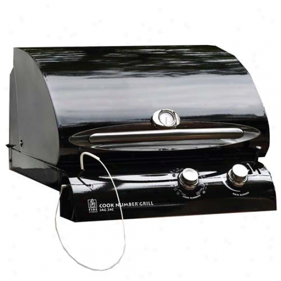 Outdoor Greatroom Company 24  Gas Grill Head With Installation Kit
