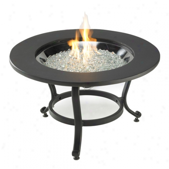 Outdoor Greatroom Company 32 Inch Saturn Fire Pit Table