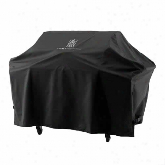 Outdoor Greatroom Company 36  Premium Black Vinyl Comprehend For Cart Gas Grilll