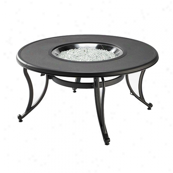 Outdoor Greatroom Company 42 Inch Stonefire Fire Pit Table