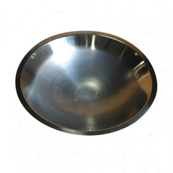 Outdoor Greatroom Company Ice Bowl For Center Of Fire Pit Food