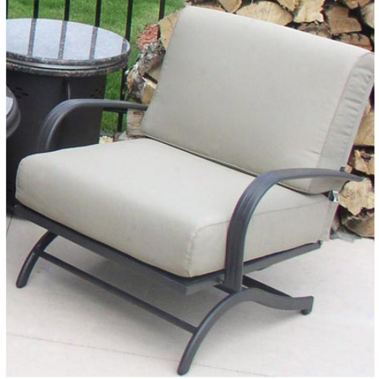 Exterior Greatroom Visitor Padded Modern Rocking Chairs (set Of Two)