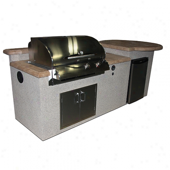 Outdoor Greatroom Company San Tropez Outdoor Kitchen