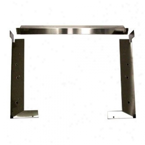 Outdoor Greatroom Stainless Steel Front Filler For The Cnkit24