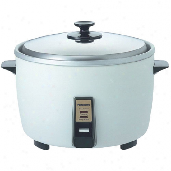 Panasonic 23 Cup Rice Cooker