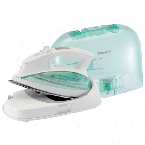 Panasonic Cordless Steam/dry Iron