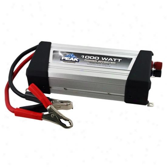 Peak 1,000 Watt Power Inverter