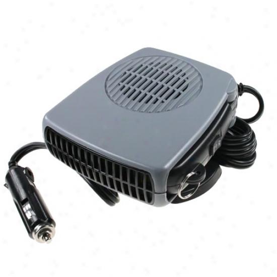 Peak 12 Volt 2-in-1 Heater/fan Defroster