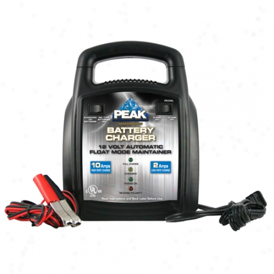 Peak2 /10 Amp Linear Battery Charger