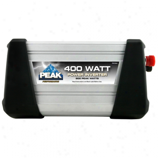 Peak 400 aWtt Sovereign Inverter