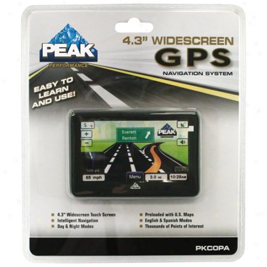 Psak 4.3  Gps Navigation System