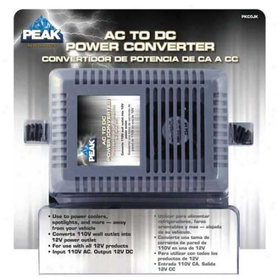 Peak Ac To Dc Power Converter