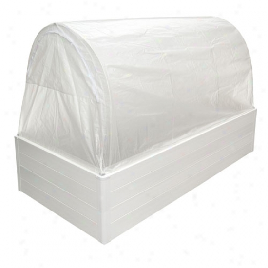 Pharmtec Corp 4' X 8' Extra Depth Mini Greenhouse