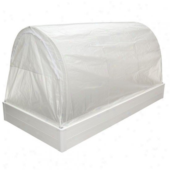 Pharmtec Corp 4' X 8' Standard Depth Mini Greenhouse