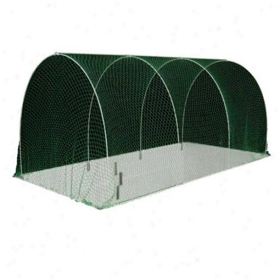 Pharmtec Corp Pest Netting For 4' X 8' Pharmtec Planters