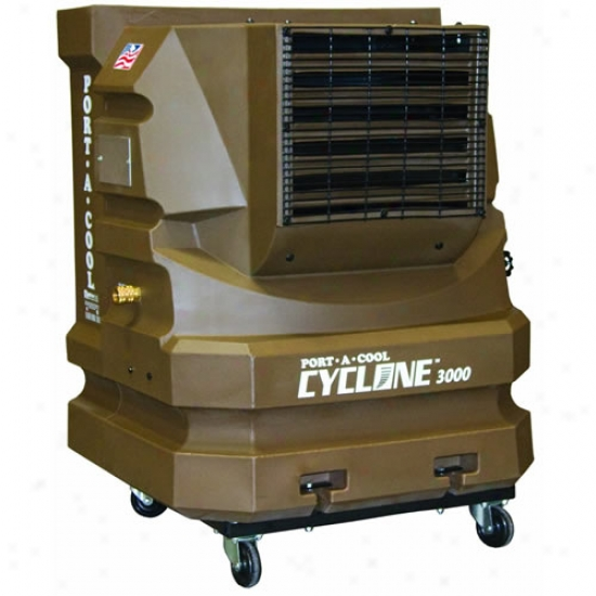 Port-a-cool Cyclone 3000 Portable Air Cooler