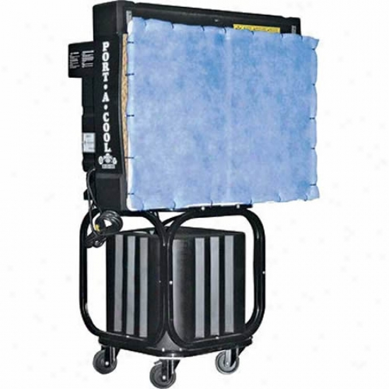 Port-a-cool Frame And Filter System For 16  Units