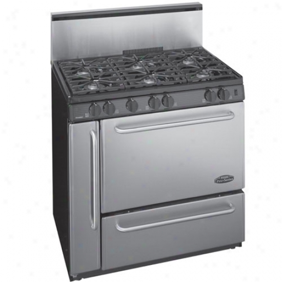 Premier 36  Pro Series Epectronic Ignition Gas Range