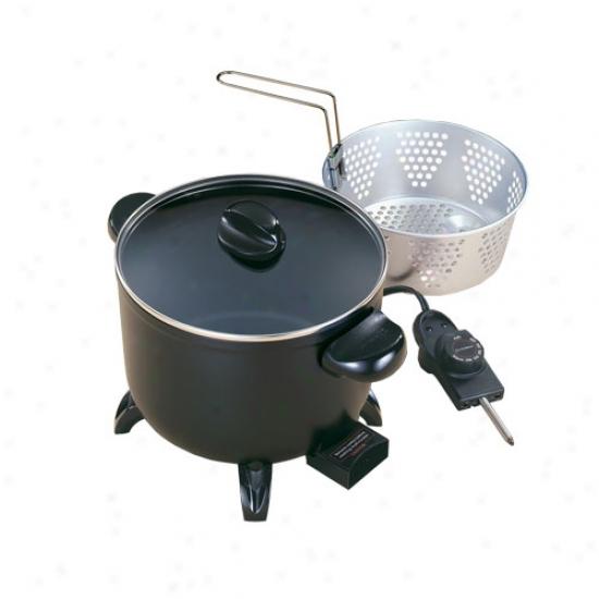 Presto 6-quart Kitcnen Ktetle Multi-cooker/steamer