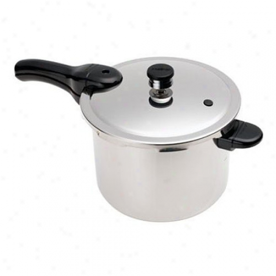 Presto 6-quart Stainless Armor Prsesure Cooker