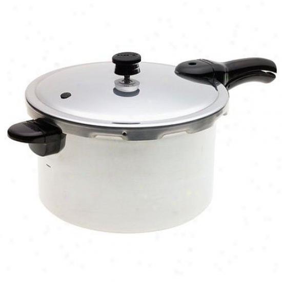 Presto 8-quart Aluminum Pressure Cooker