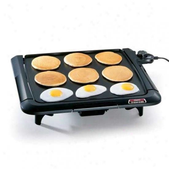 Presto Family-size Cool Touch Electric Griddle