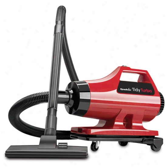 Readivac Tidy Turbo Canister Vac