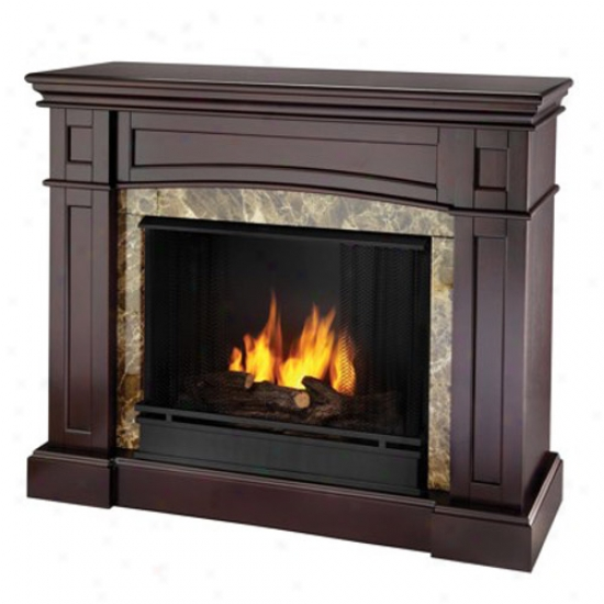 Real Flame Bentley Gel Fireplace