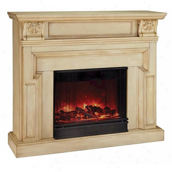 Intrinsic Flame Kristine Indoor Electric Fireplace