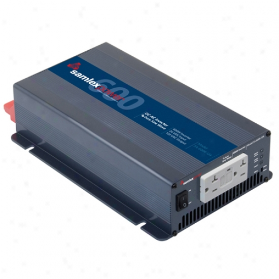Samlex 600 Watt Pure Sine Wave Inverters
