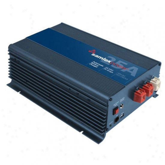 Samlex Automatic Switch Mode Battery Charger - 24 Volt/25 Amp