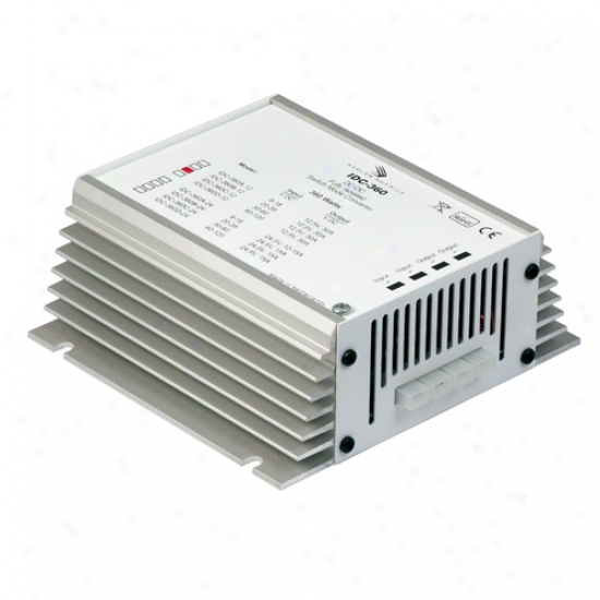 Samlex Isolated Step-up Dc-dc Converter - 9.2-18 V To 24 V - 15 Amps