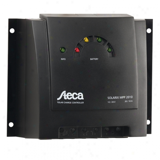 Samlex Mppt Series 10 Amp Solar Charge Controller