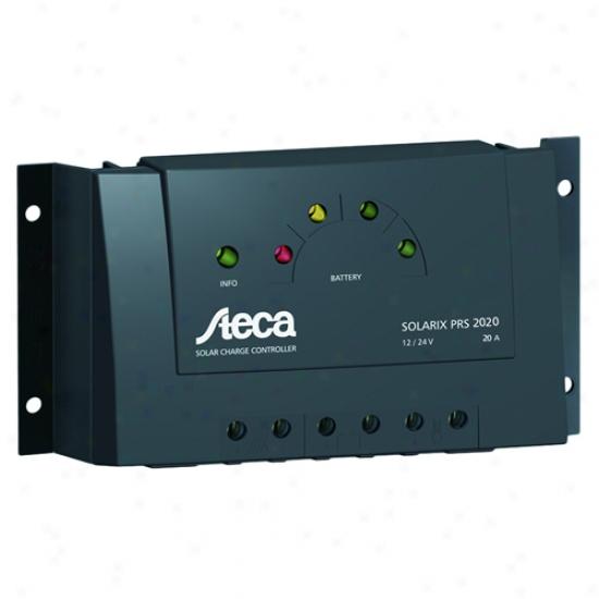 Samlex Prs Series SolarC harge Controller